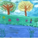 Michelle Matz: Corona-Schröter-Grundschule, Guben