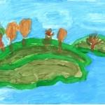 Chantal Kuhnke: Corona-Schröter-Grundschule, Guben